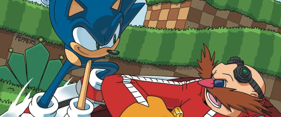 IDW Releases Solicitations and Covers for Sonic #34 and Sonic: Bad Guys #2