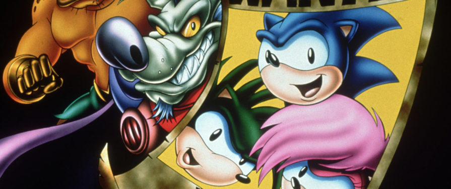 Sonic Underground Re-Runs Airing Weekdays on Canadian Television
