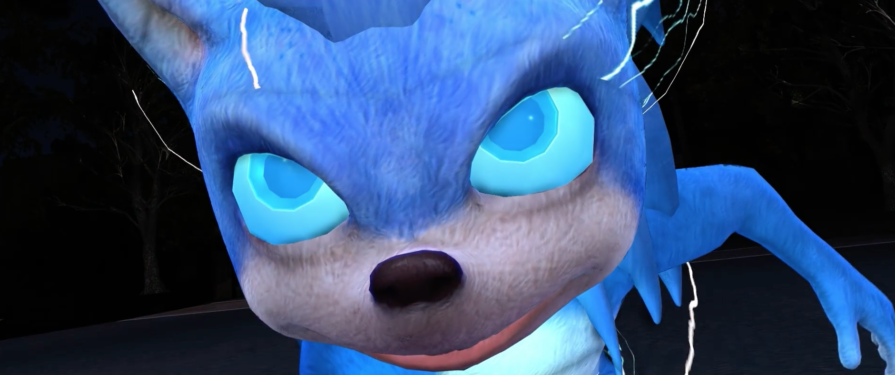 Concept Animation Video of the Sonic Movie Hits the Internet