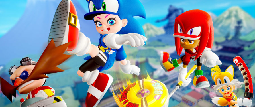 Sonic x Ninjala Collaboration Details Revealed – Costumes, Eggman Utsusemi and More!