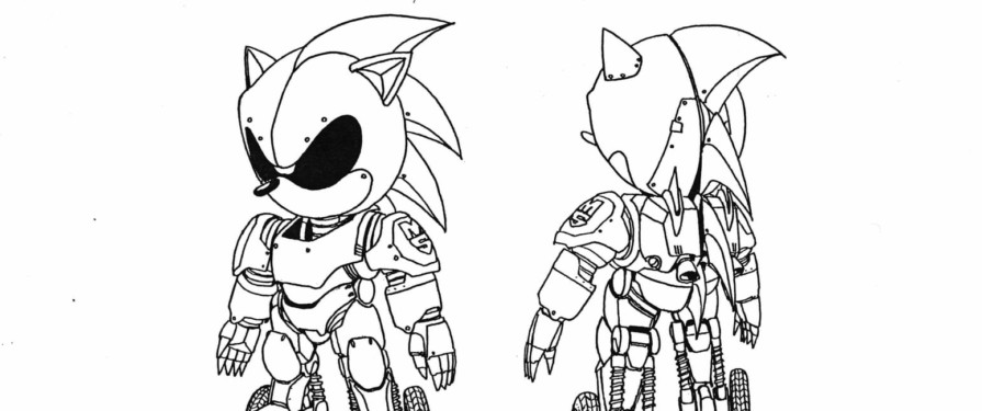 Unseen Original Sonic the Hedgehog 2 Artwork Hits the Internet