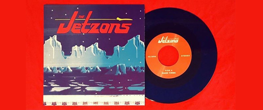 "The Jetzons Releases ""Hard Times"" on Vinyl… Using Sonic 3 Artwork"