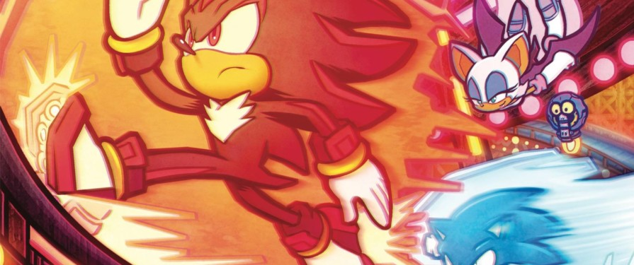 Solicitations Revealed for IDW Sonic the Hedgehog #36 and Bad Guys #4