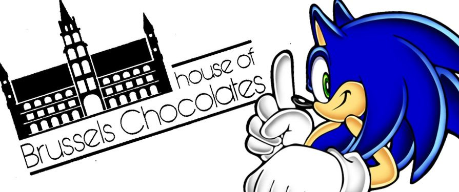 SEGA Makes a Sonic Chocolate Bar Thanks to House of Brussels