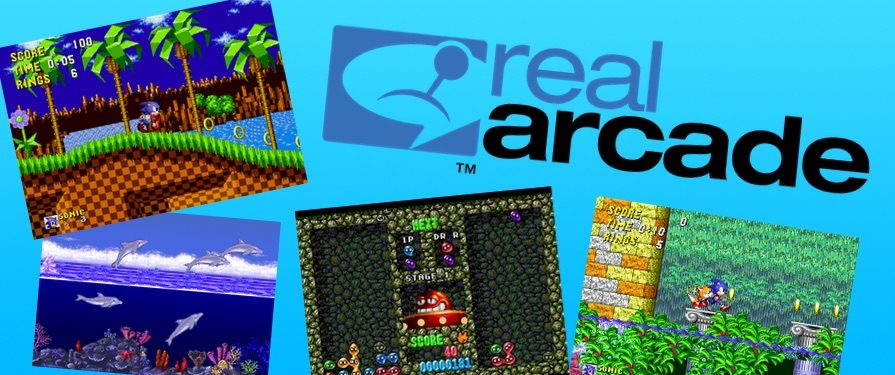 Sonic Games to Hit RealOne Arcade Player