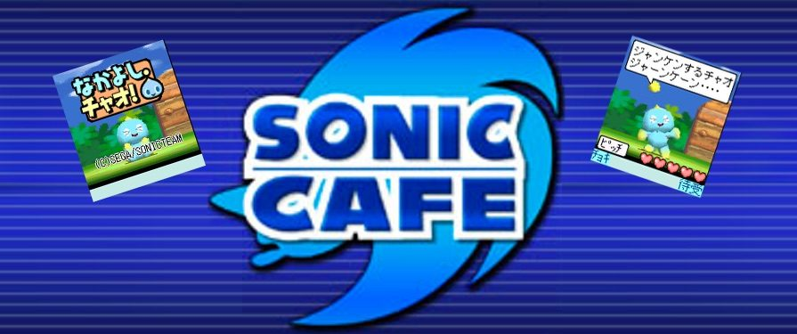 Take Care of A Good Chao Pal in Latest Japanese Sonic Cafe Title