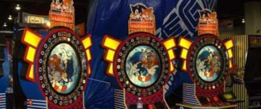 SEGA America to Release Sonic & Tails Spinner Machine to Arcades