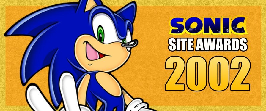 The Sonic Site Awards 2002: PHASE 3 CEREMONY – The Winners!