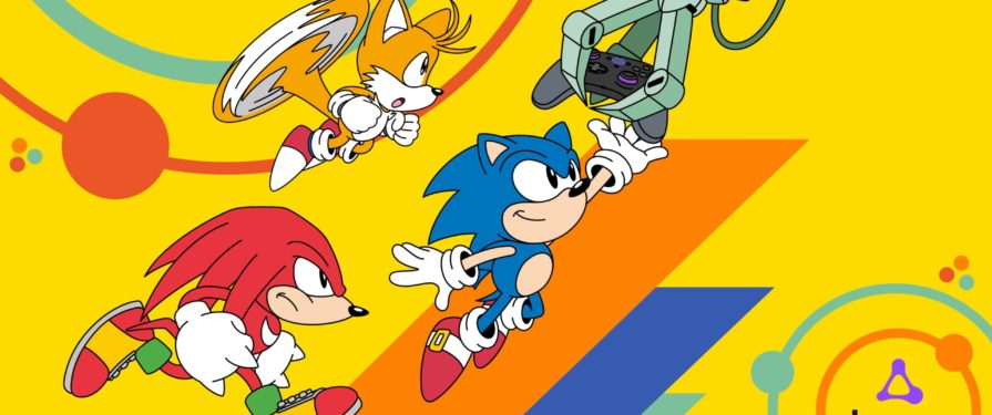 Sonic Mania Plus Launches Today on Amazon's Luna Gaming Service