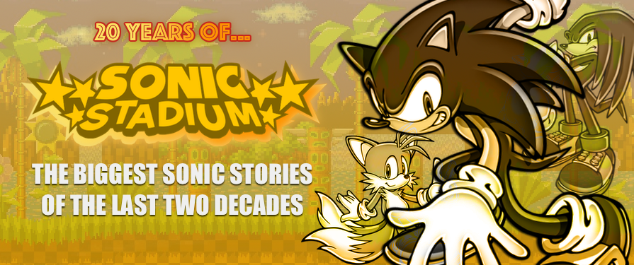 20 Years of TSS: The Biggest Sonic Stories of the Last Two Decades