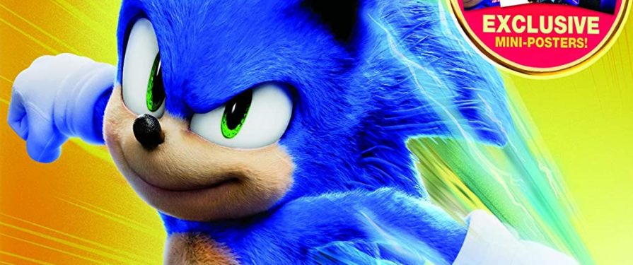 Sonic Movie Limited Collector's Edition Will Go On Sale November 24