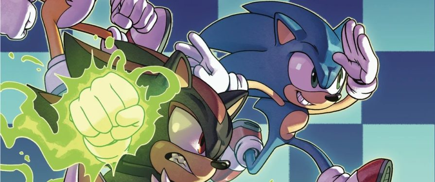 IDW Reveals Sonic Comics with Convention Exclusive Covers, on Sale Now