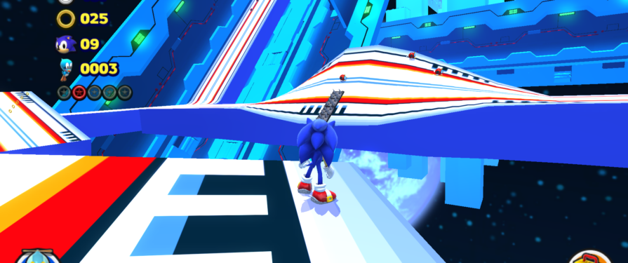 SHC 2020: If You Want Another Sonic Lost World Level, Dead Lines Gives You What U Need