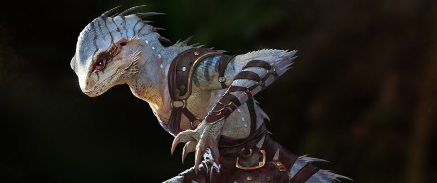 New Sonic Movie Concept Art Gives Us a New Look at Longclaw and Cut Lizard Villain