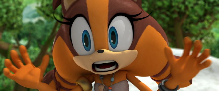 "Mysterious Sonic Twitter ""3"" Might Be Tease or Mistake"