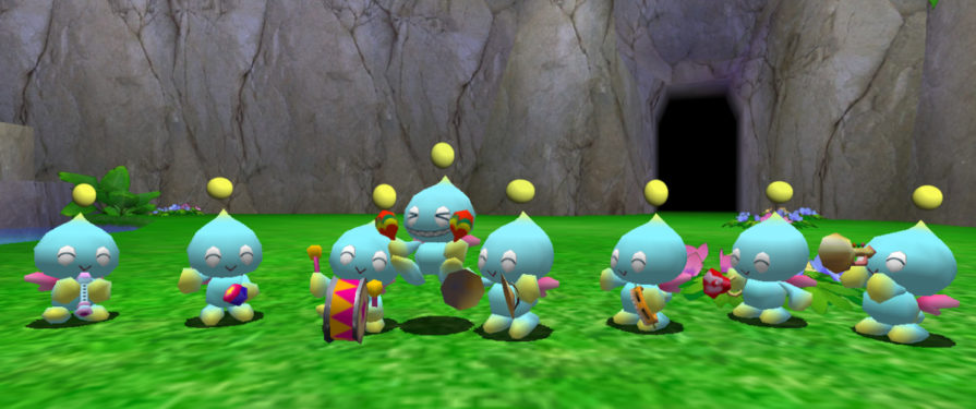 Chao are Confirmed to be Genderless by Sonic Comic Writer