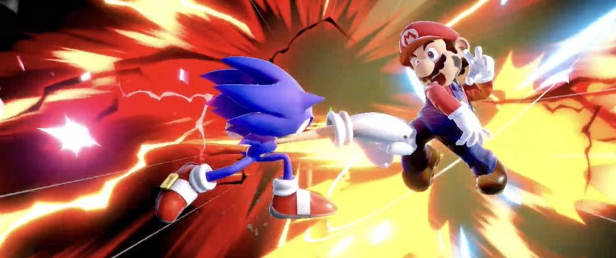 Super Smash Bros Ultimate 9.0.0 Update Buffs Sonic Stats – Send Mario Straight to Minecraft