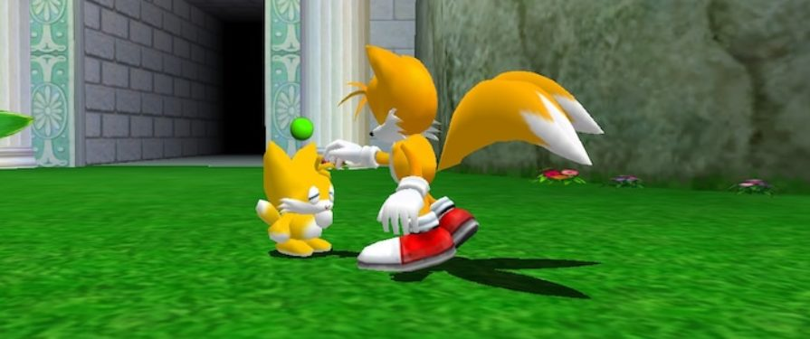 Special Tails Chao Unlockable Hidden Within PSO Episode I & II on Gamecube