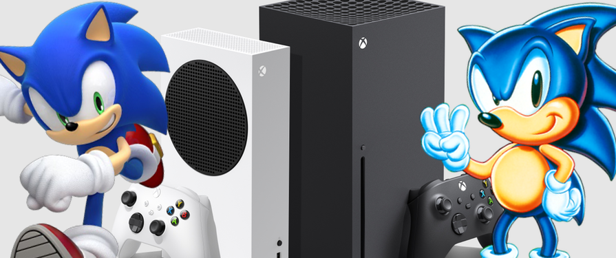 Xbox Series X/S Launches Today – These Are The Sonic Games You Can Play Right Now