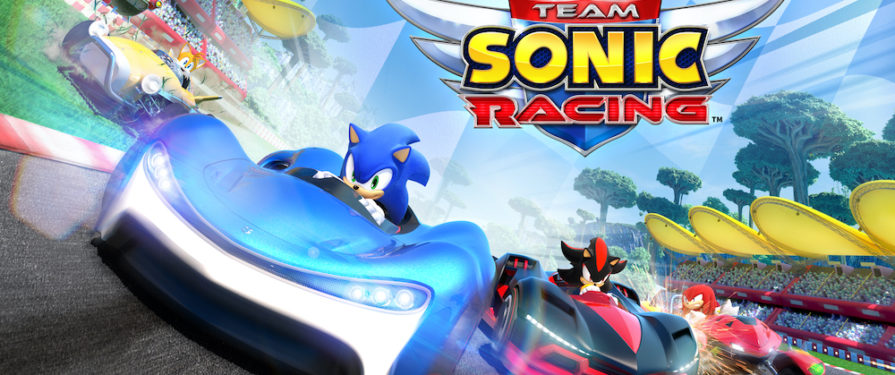 Rumor: Team Sonic Racing Getting 30th Anniversary Release, Packaged With Artbook