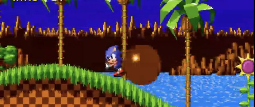 Prototypes for Four Sonic Games, Including SA2 & Sonic 1, Released