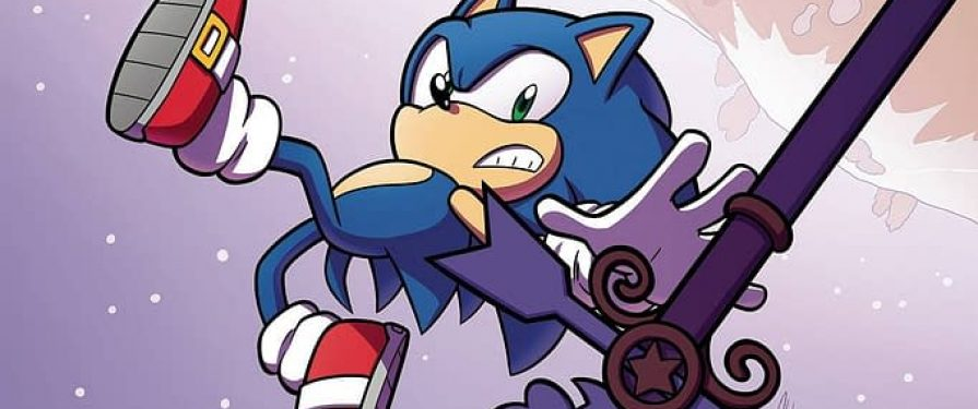 Solicitations for IDW Sonic the Hedgehog #39 and IDW Collection #1 Revealed