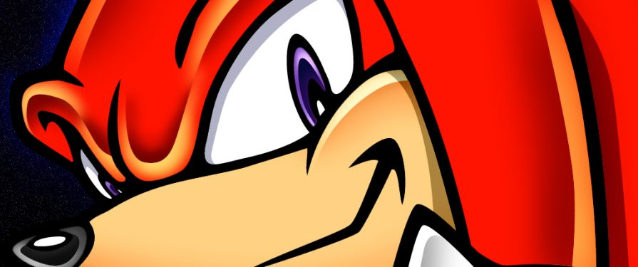 Knuckles Sonic Adventure 2 Wallpaper Posted on Nintendo's Game Boy Website
