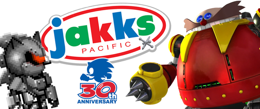 Jakks Mecha Sonic, Giant Eggman Robot and Sonic Diorama Set Revealed for May 2021 [U]