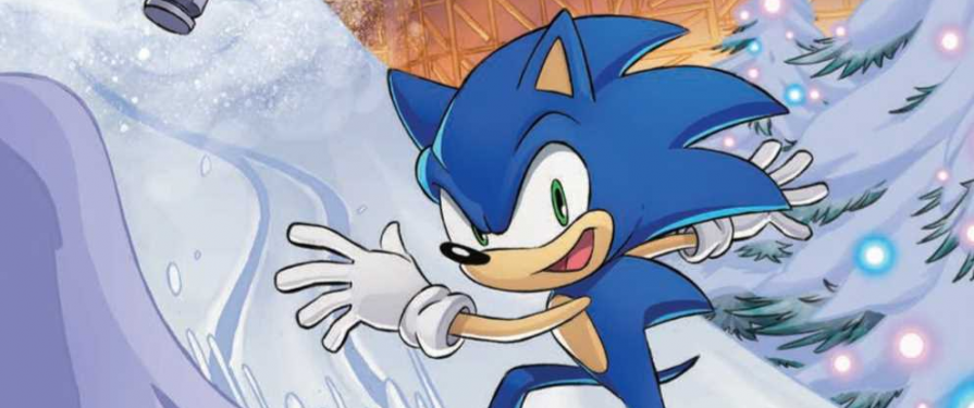 Preview for IDW Sonic the Hedgehog #36