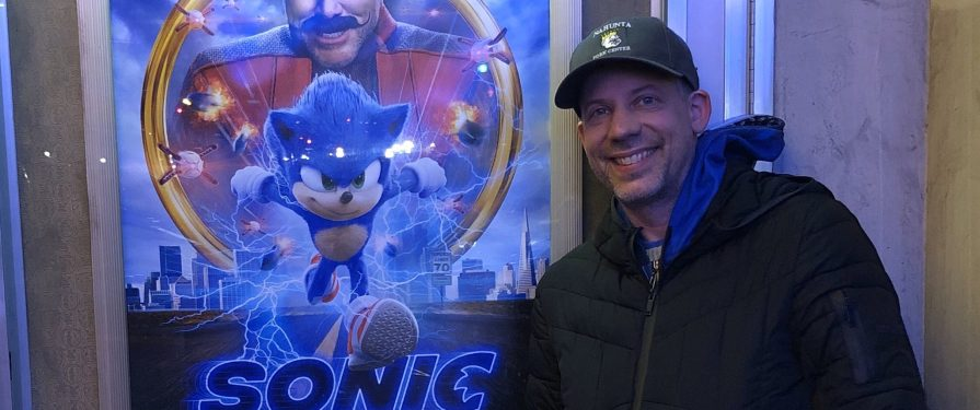 Ryan Drummond Confirms Agent Reached Out to SEGA to Reprise Sonic Role