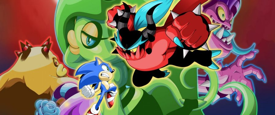 Ian Flynn Returning to the Main IDW Sonic Comic for Four Issue Arc