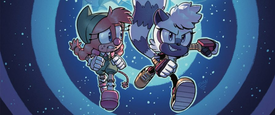 Preview Released for IDW Sonic the Hedgehog #37