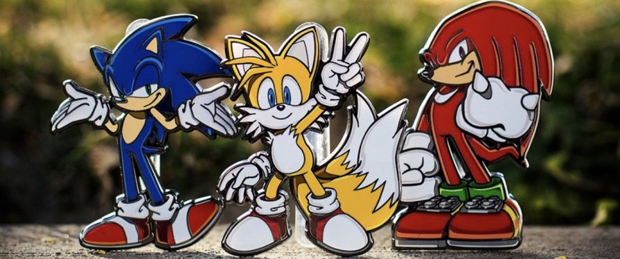Celebrate Hedgehog Day With A New Sonic FiGPiN Collection