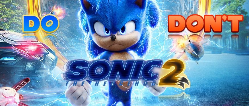 5 Things the Sonic the Hedgehog 2 Movie Needs (And 3 Things It Doesn't)