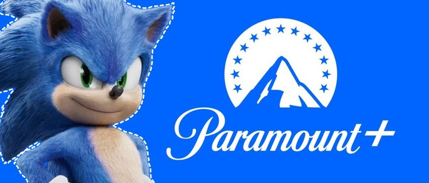 Sonic Movie Will Feature in Paramount Plus Streaming Service