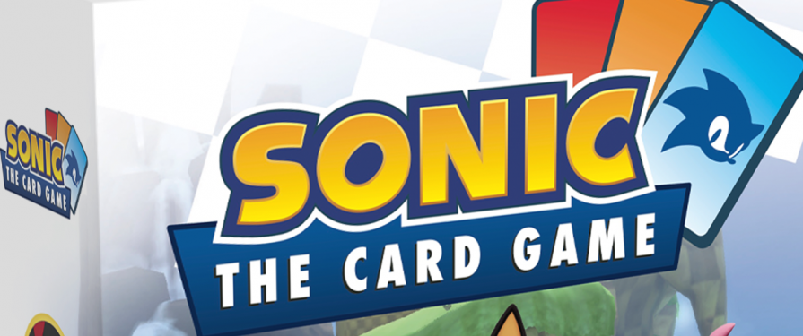 Sonic The Card Game – Release Date, Price, and Details Revealed