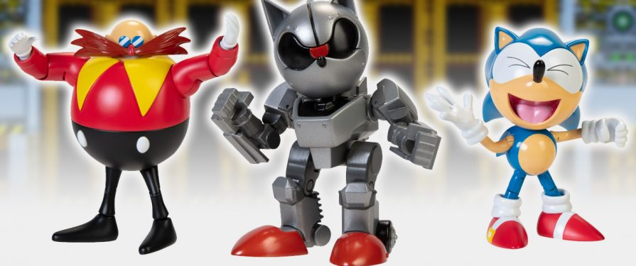 Sonic 2's Mecha Sonic Is Getting An Action Figure