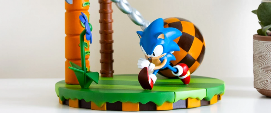 Sonic 30th Anniversary Statue up for pre-order in the UK and US