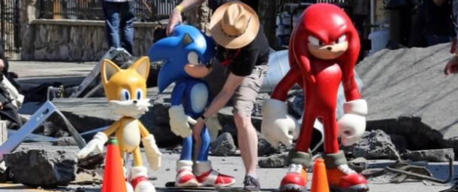 Rougher Than The Rest Of Them, Knuckles Has Been Spotted On The Sonic Movie 2 Set! UPDATE: Now With Video Footage