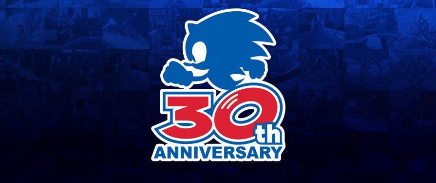 Sonic 30th Anniversary Website Launches