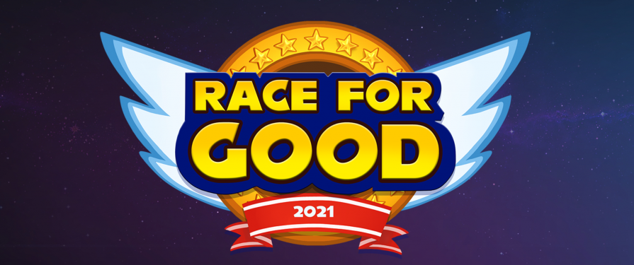 Race for Good 2021 Announced for Sonic's Birthday Week, Featuring Special Guests Mike Pollock and Johnny Gioeli