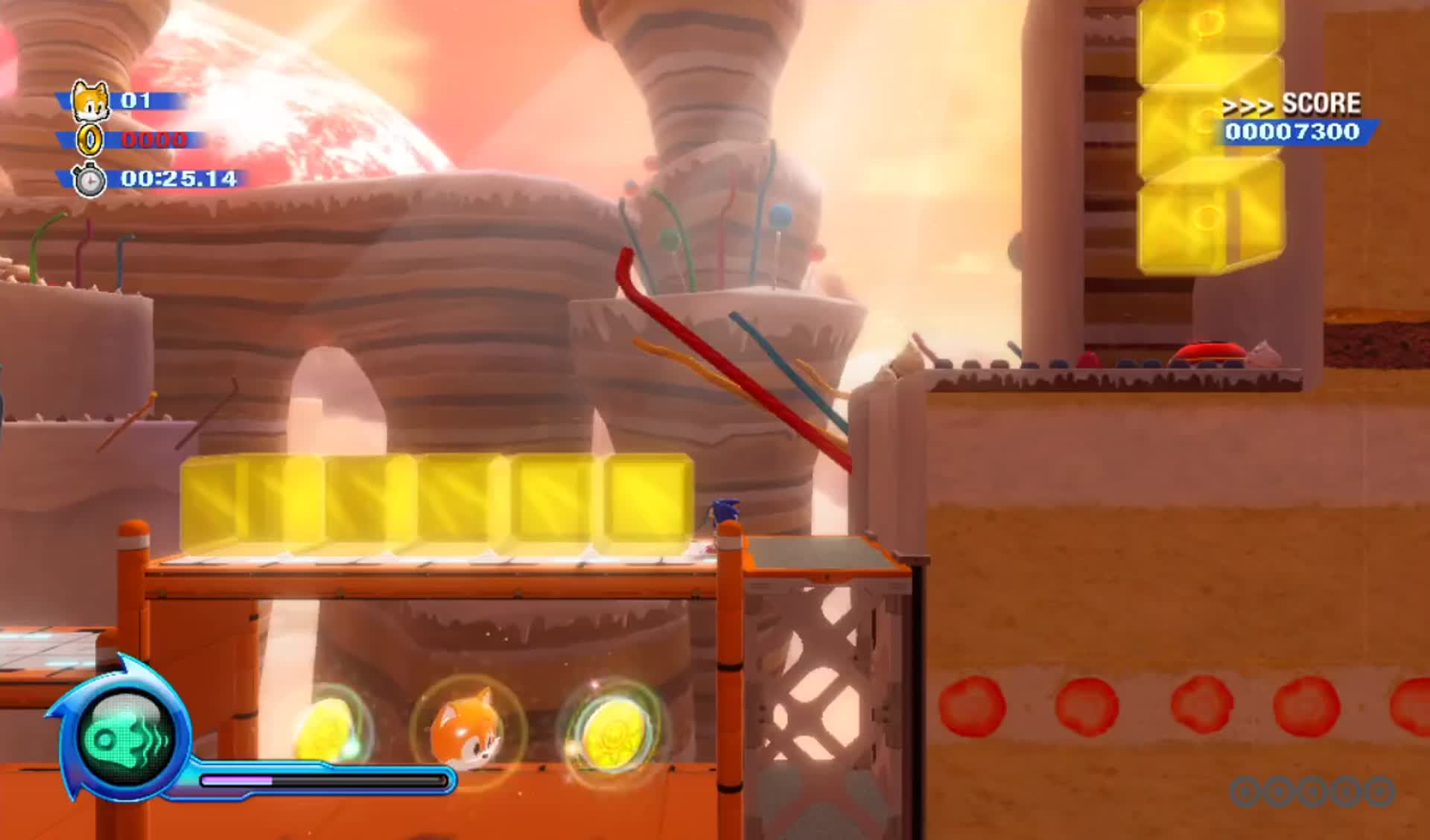 Yes, You Can Collect Gold Medals & Tails' Head In Sonic Colors Ultimate -  The Sonic Stadium