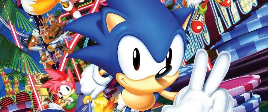 """Patrick Spaziente Returns to Sonic Comics With New Cover, """"Just the Tip of the Iceberg,"""" says Ian Flynn"""