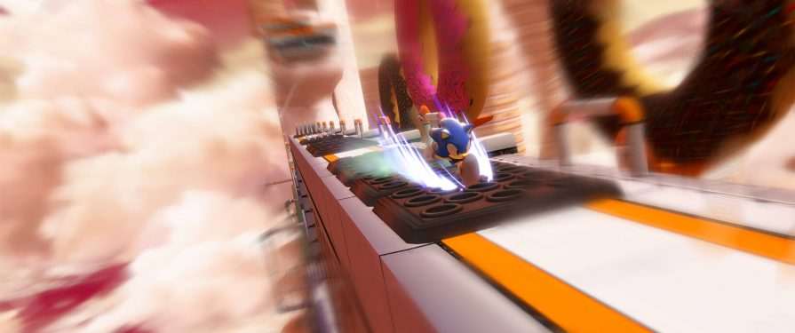 High Quality Sonic Colors Screenshots Released