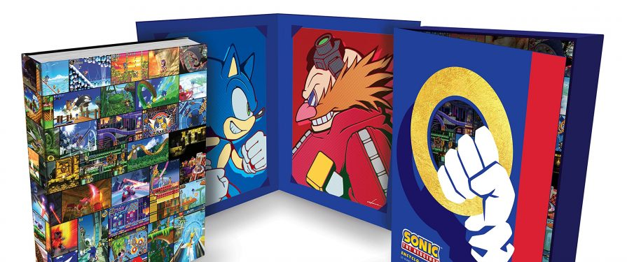 The Sonic Encyclo-speed-ia Gets a Deluxe Edition This November