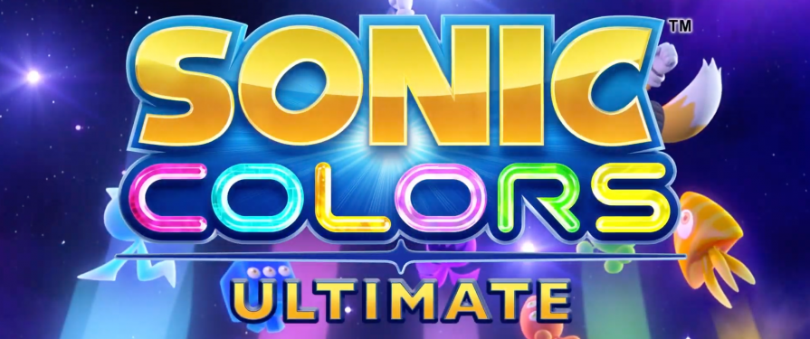 Sonic Colours Ultimate Announced