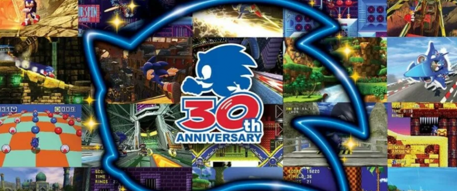 Unstoppable for 30 Years: Check Out Sonic's Anniversary Video