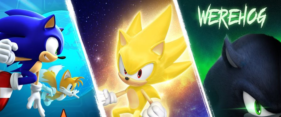 Prepare Your Smartphones For More Content Coming To 3 Sonic Mobile Titles