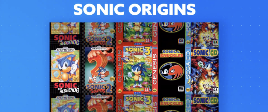 """Replay The Classics That Started It All In """"Sonic Origins"""" [UPDATED]"""