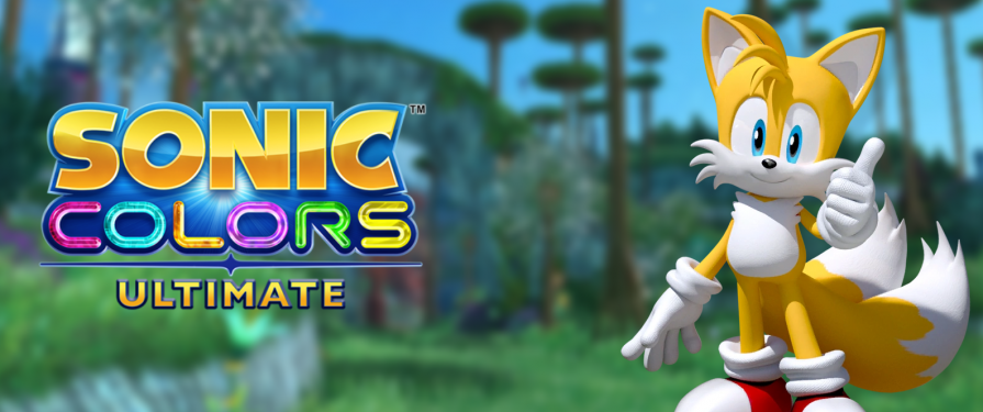 An E3 2021 Double Offering Of Sonic Colors Ultimate Gameplay Is Here (UPDATE)